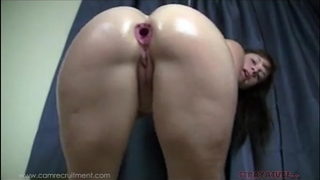 Crazy bbw clapping a-hole cheeks with a-hole plug in her rectal hole - camrecruitment.com