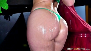 Brazzers - hot milf jessica ryan can't live without large dick