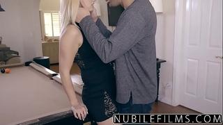 Nubilefilms - cheating Married slut desires weenie and cum
