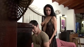 My doxy of a white wife seduces younger lad vol. three