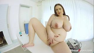 Preggo bbw playgirl masturbating