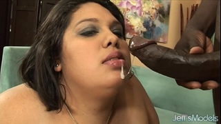 Fat arse bbw lorelai givemore takes dark ramrod.