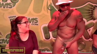 French blond bigtits laughable fuck with monster dark penis