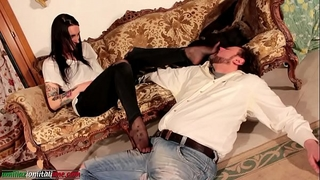 The realtor ep2 - merely foot domination part