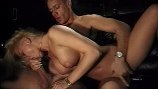Rocco siffredi great sex with blond on the night