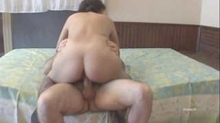 Real smutty pair fucking in front of a camera