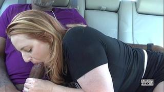 Backseat quickie