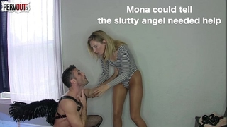Mona wales saves an angel (lance hart) the sequel to the bible