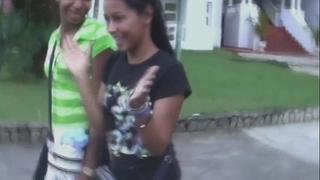 Toticos.com dominican porn - 19yo hawt legal age teenager natacha pt 1