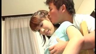 Young shizuku goes indecent on ramrod