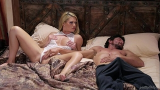Blonde honey and her sleepwalker step daddy - abby cross and tommy pistol