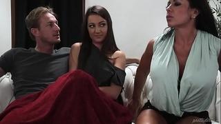 I love jerking off daddy's pecker! - lily adams