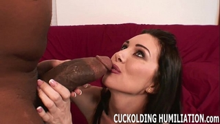 His large pecker can indeed make me cum