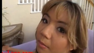 Donny lengthy breaks petite oriental rectal hole of k**** a***** and dp her with andrew