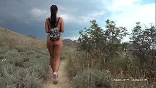 The bare hike
