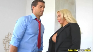 Realitykings - large mangos boss - hyped and lewd