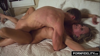 Pornfidelity milf queen brandi vehement creampie
