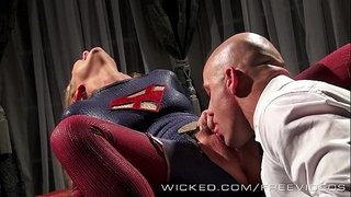 Wicked - lex bonks supergirl