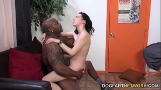 Aria alexander tempts her dark coach into fucking her